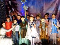 Рождественская ёлка Жирновского благочиния