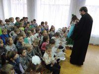 Рождественский праздник в детском садике