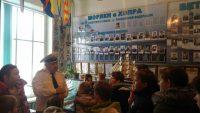 Визит в Урюпинский «Клуб Моряков»