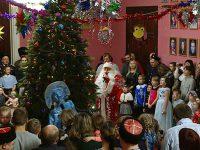 Рождественская казачья ёлка