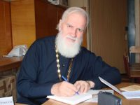 Отошел ко Господу протоиерей Александр Половинкин
