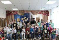 Владыка Иоанн поздравил детей-инвалидов