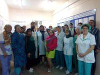 Поздравление пациентов и врачей с Рождеством
