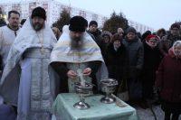 Божественная литургия на праздник Крещения