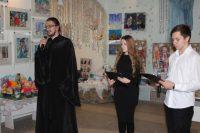 Закрытие выставки «Русь православная»