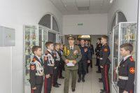 День кадета в Умилении