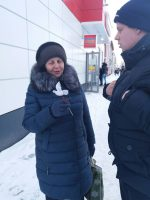 Акция «Память о Сталинграде»