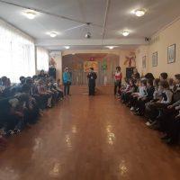 Открытый урок ко Дню православной молодёжи