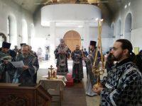 Литургия Преждеосвящённых Даров