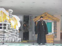 Праздник Масленицы в Волжском