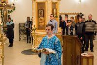 «Молодёжная» Божественная литургия