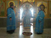 Божественная литургия в Прощёное воскресенье