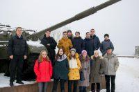 Экскурсия молодёжи в Волгоград