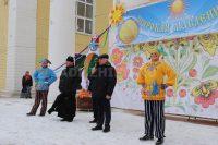 «Широкая Масленица» в Жирновске