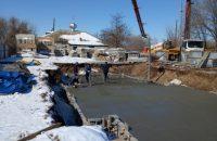 Начато строительство храма в Покровке