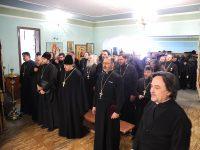 Собрание духовенства Урюпинской епархии